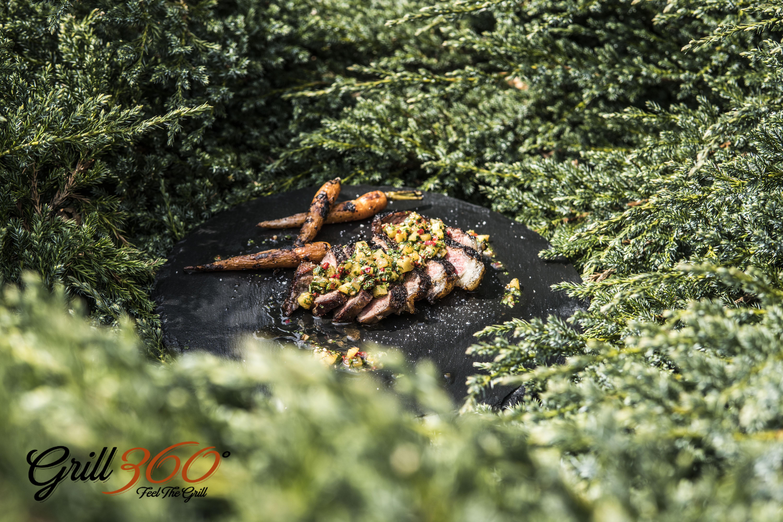 stek ribeye z-chumichurri-z-ananasem-przepisy-Grill360
