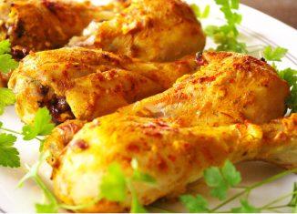 Kurczak Tandoori – pomysł nadanie zgrilla Weber