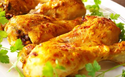 Kurczak Tandoori – pomysł na danie z grilla Weber