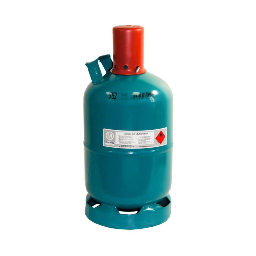 Butla gazowa do grilla 5 kg