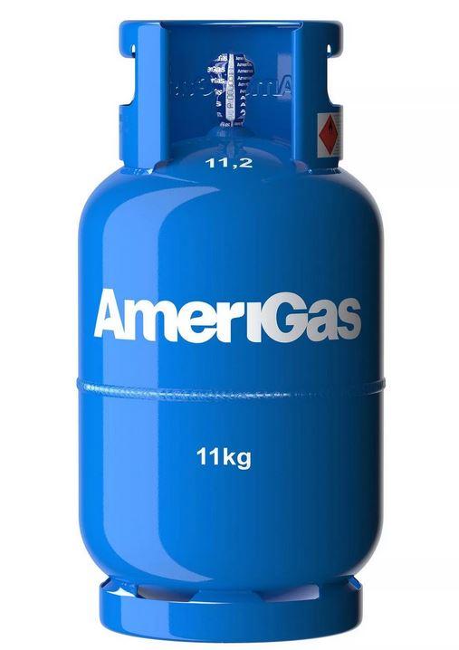 Butla do grilla gazowego