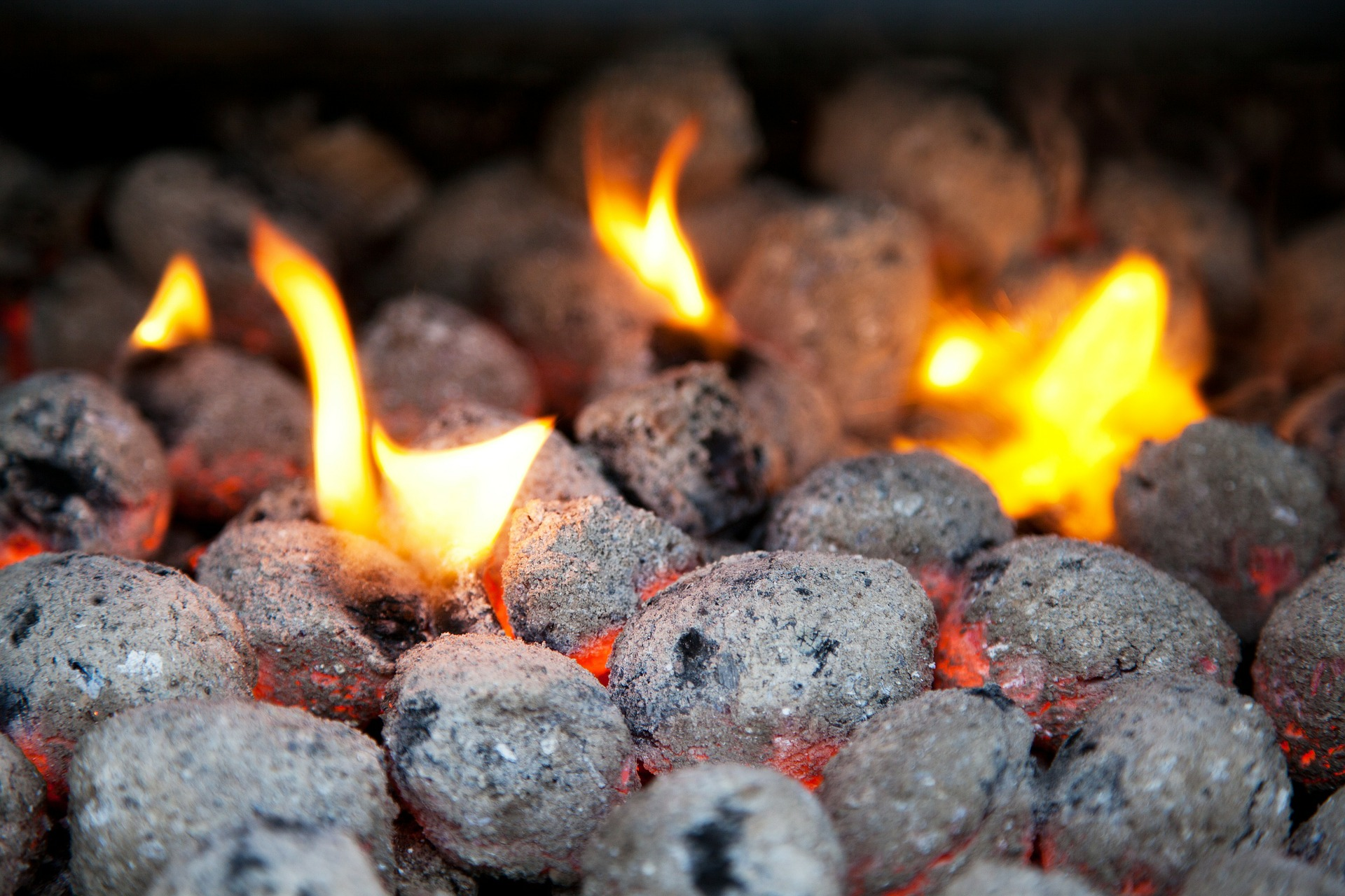 węgiel , grill360