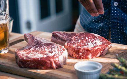 Kiedy stek jest gotowy? [PRÓBA PALCÓW]