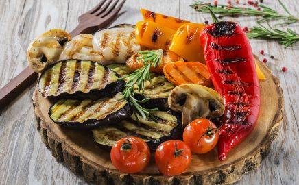 Warzywa na grilla: czas i metody grillowania
