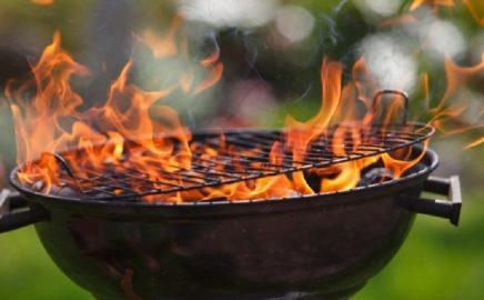 Co zrobić z popiołem z grilla?