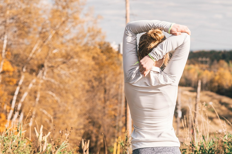 Ćwiczenia naświeżym powietrzu