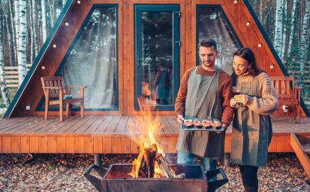 Dlaczego warto grillować jesienią? 5 powodów