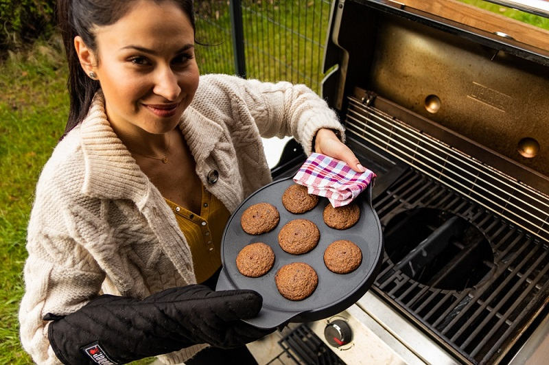 muffinki z grilla