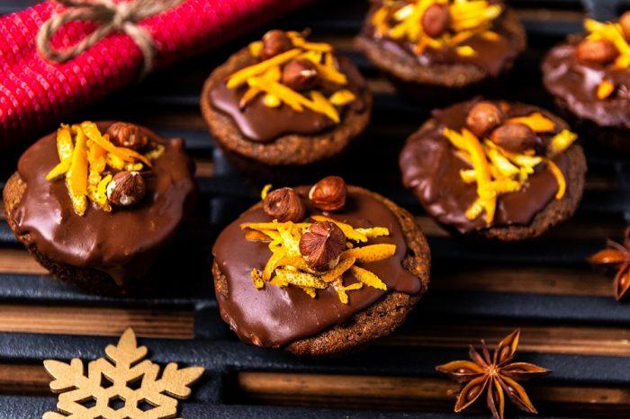Świąteczne muffinki z grilla z korzenną nutą [PRZEPIS LALA COMPANY]