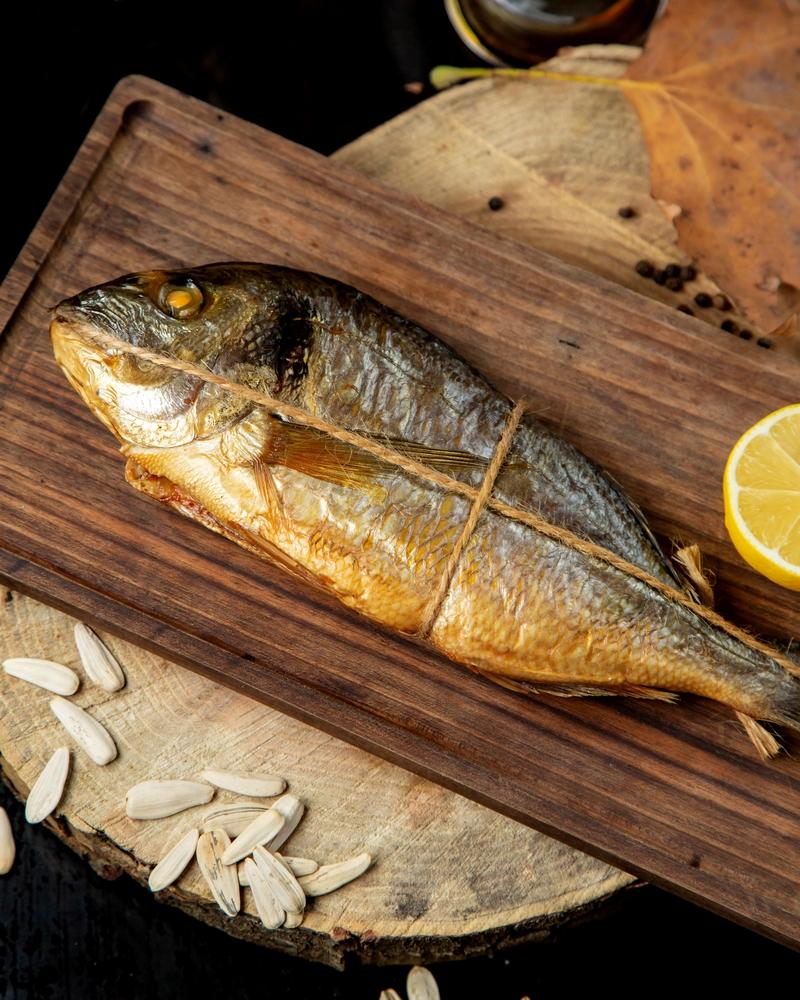 Wędzenie ryb w wędzarce