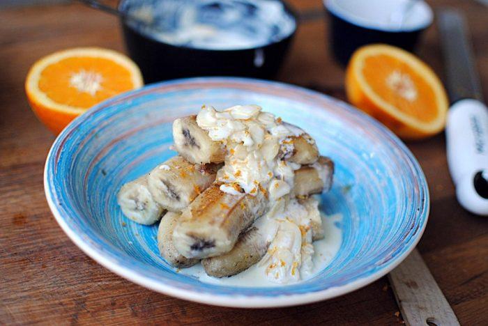 Grillowane banany z migdałami [PRZEPIS HUNGRY EYES]