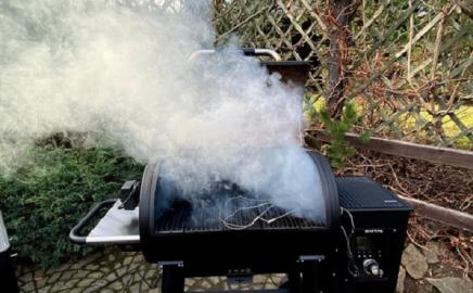 Jak rozpalić grilla Broil King Regal Pellet?