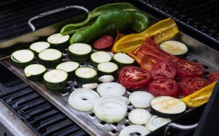 Jak grillować warzywa?