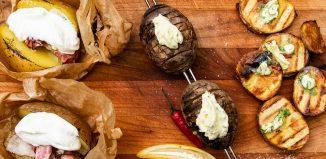 Ziemniaki zgrilla [PRZEPIS]
