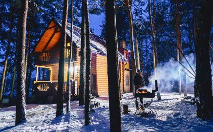 Grill w zimie – o czym warto pamiętać?