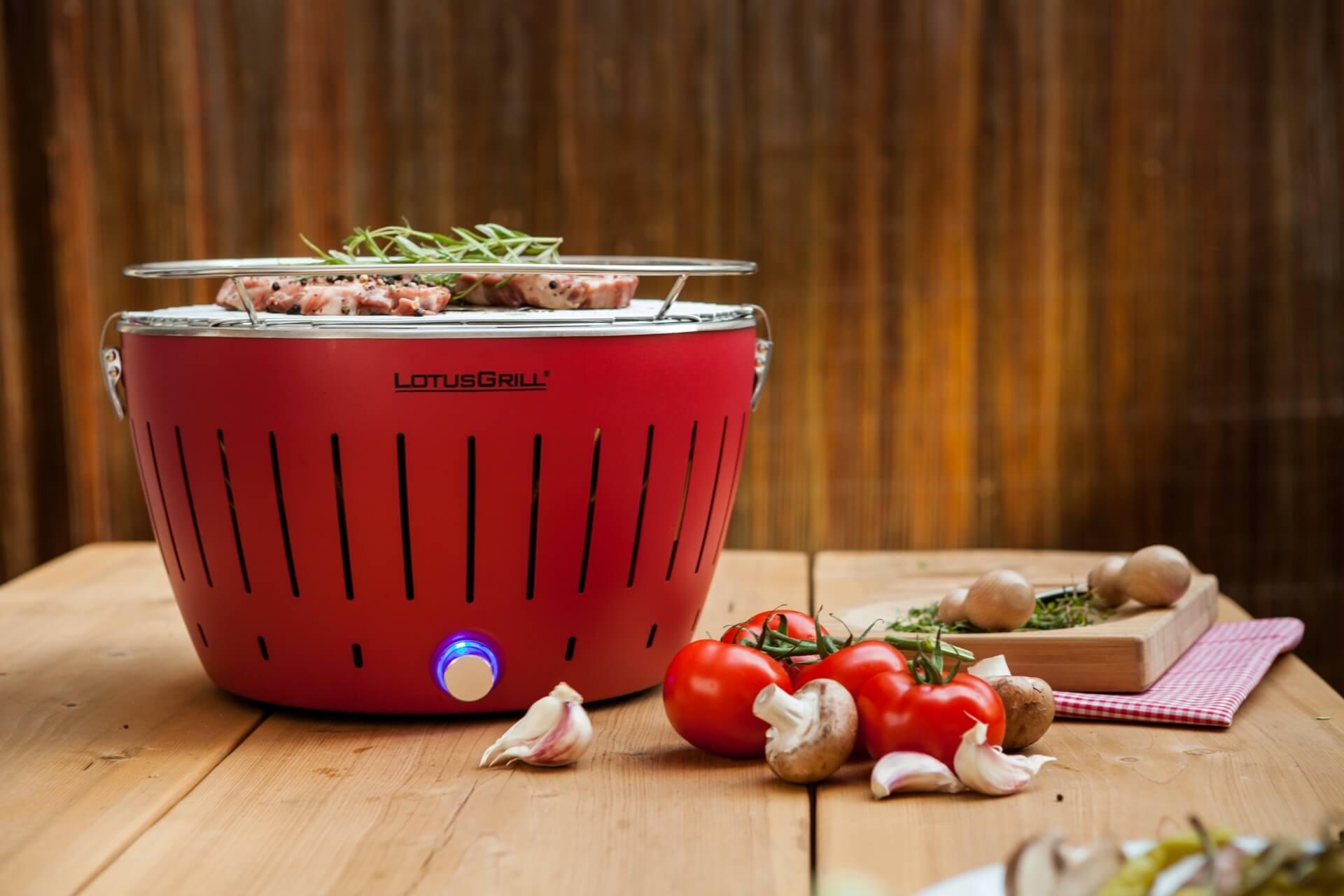 Grill bezdymny – czy można grillować bez dymu?