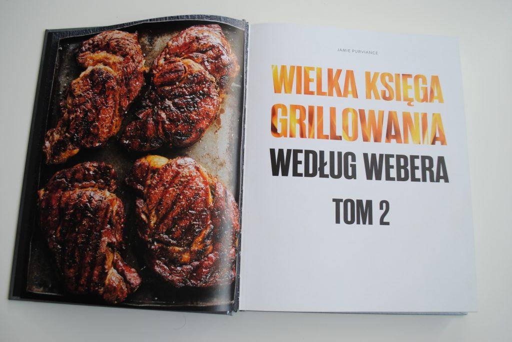 Wielka księga grillowania według Webera tom II