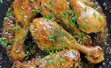 Nóżki z kurczaka z grilla