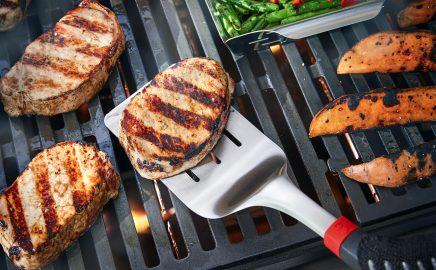 Jak długo grillować dania na ruszcie?