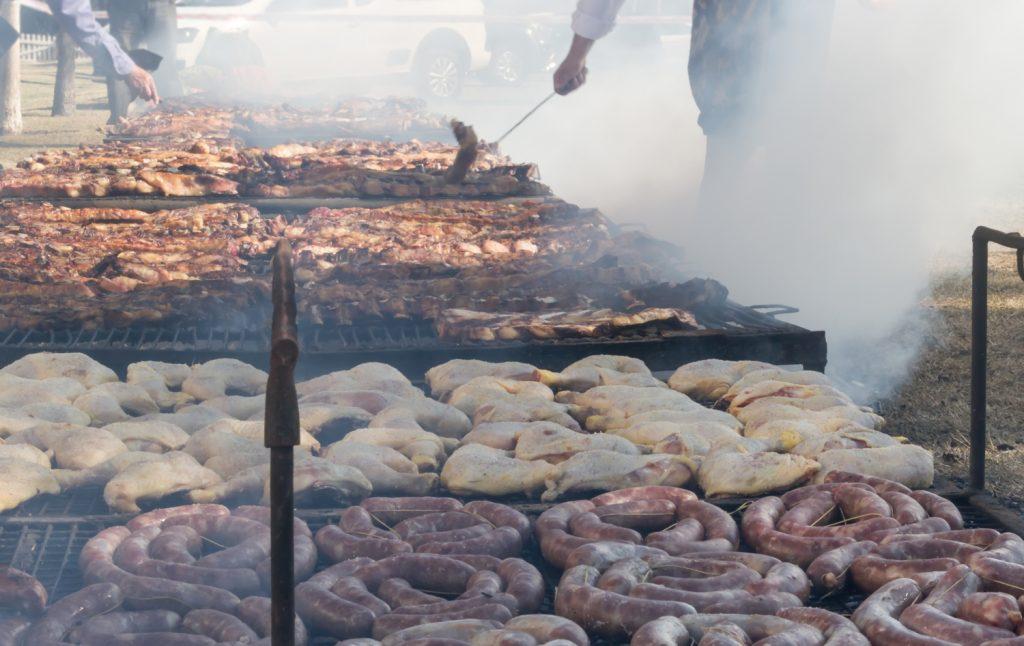 Asador grill Argentyna