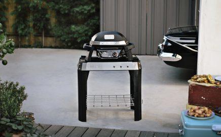 Jak wyczyścić grill elektryczny Weber Pulse?