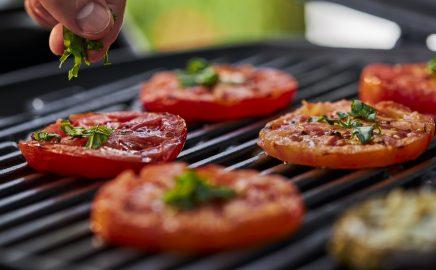 Wegetariański grill: przepisy na dania bez mięsa