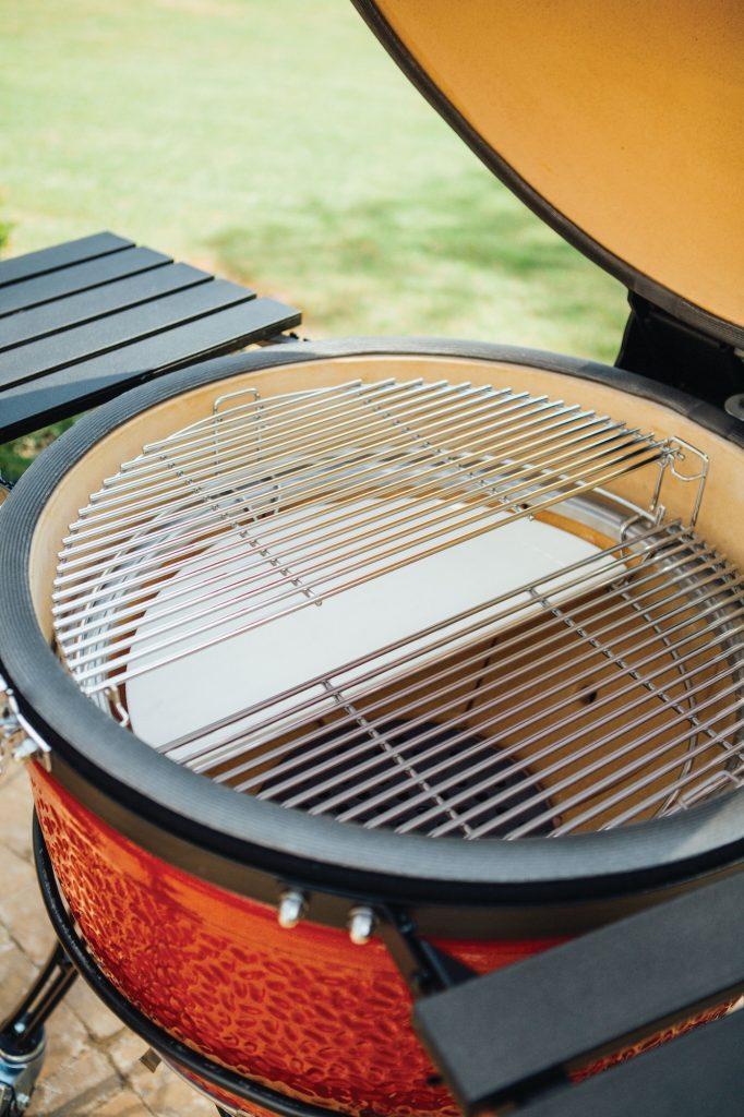 Ruszty grillowe rodzaje